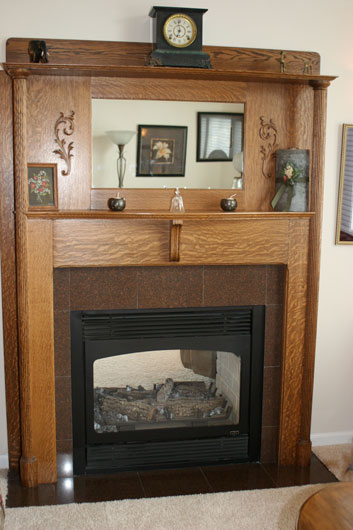 Stonewood communities gallery fireplaces for Ramsey fireplace